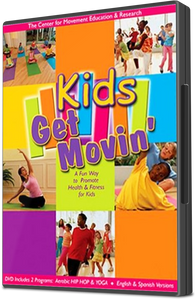 Kids Get Movin' (DVD)
