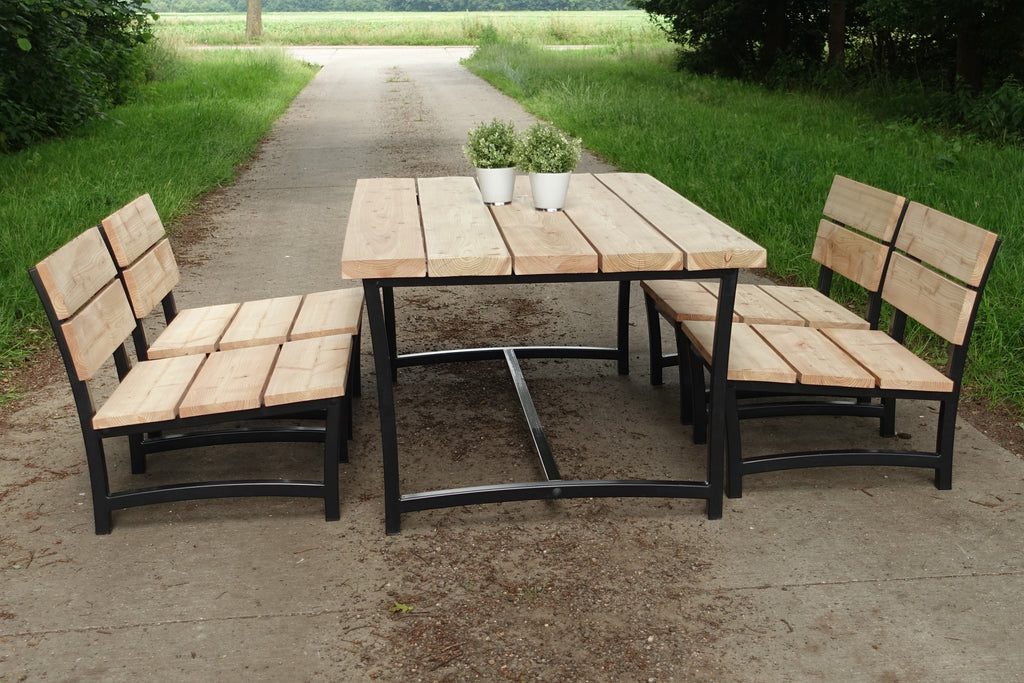 Low-dining set Acero