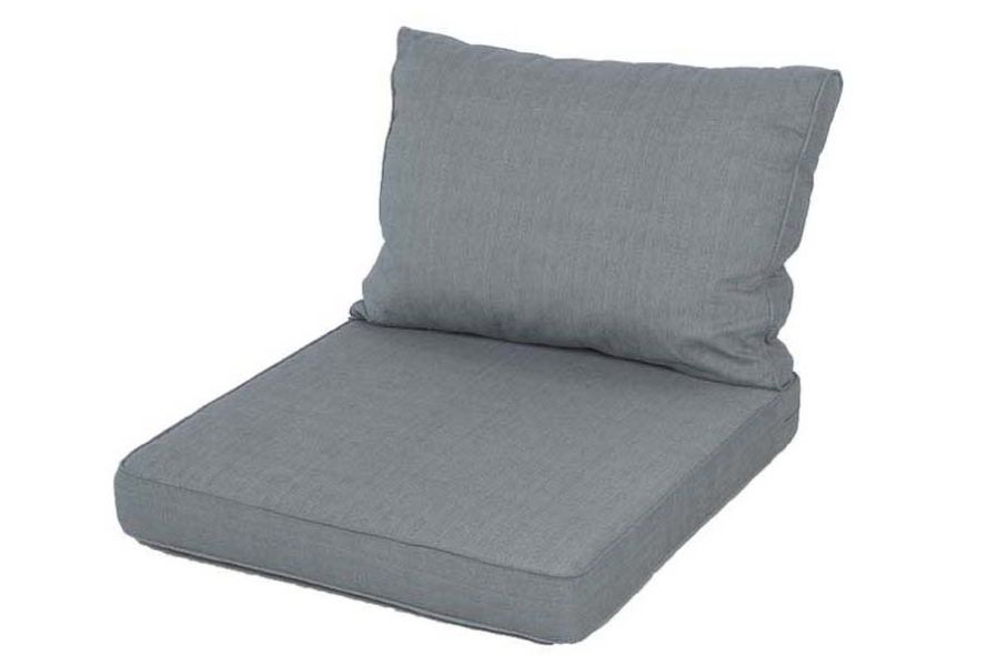Loungekussens Basic Grey Madison