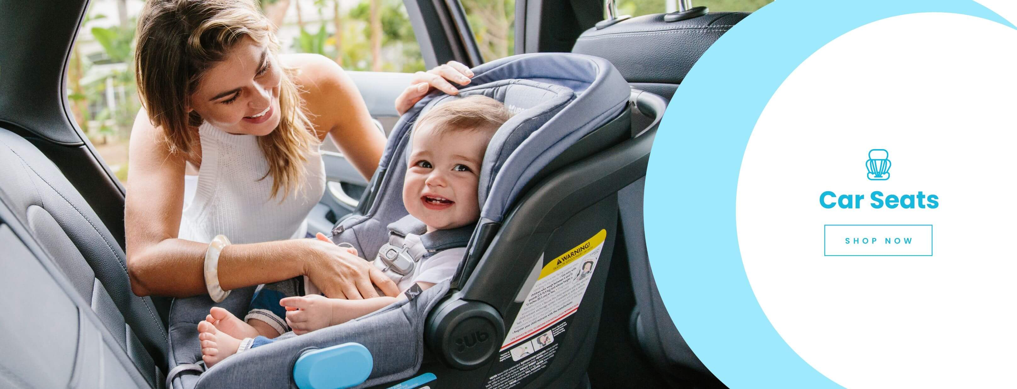 Shop the best car seats - Luna Baby Store