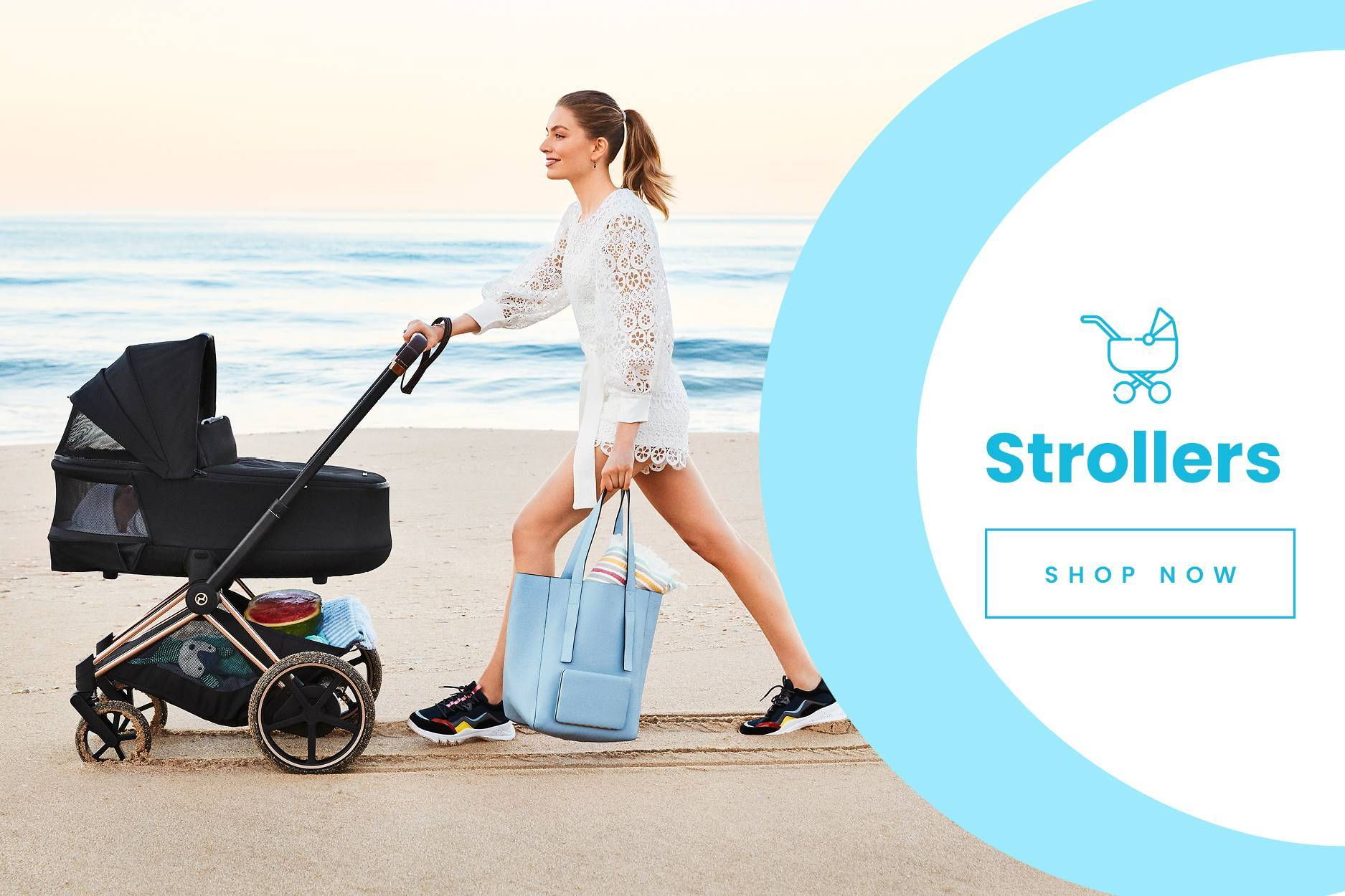 Shop the best strollers - Luna Baby Store