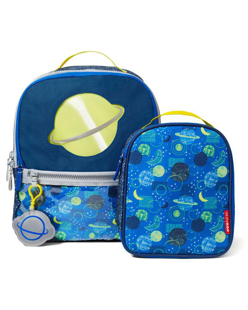 Skip Hop Forget Me Not Backpack And Lunchie - Luna Baby Modern Store