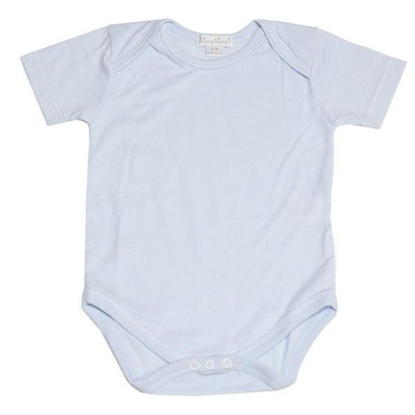 Kissy Kissy Signature Short Sleeve Body - Luna Baby Modern Store
