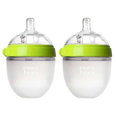 Como Tomo Baby Bottle 2 Packs 150ml /5oz - Luna Baby Modern Store