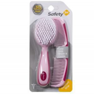 Safety 1st Easy Grip Brush & Comb - Luna Baby Modern Store