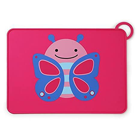 Skip Hop Zoo Fold & Go Silicone Placemat - Luna Baby Modern Store