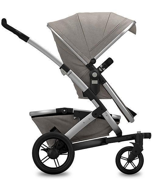 Joolz Geo2 Stroller Graphite Display