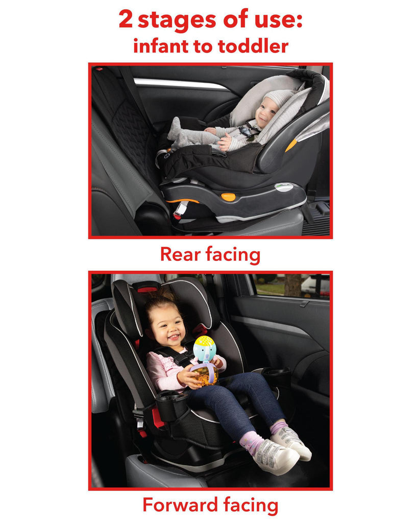 Skip Hop Style Driven Clean Sweep Car Seat Protector - Luna Baby Modern Store