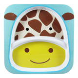 Skip Hop Zoo Divided Plate - Luna Baby Modern Store