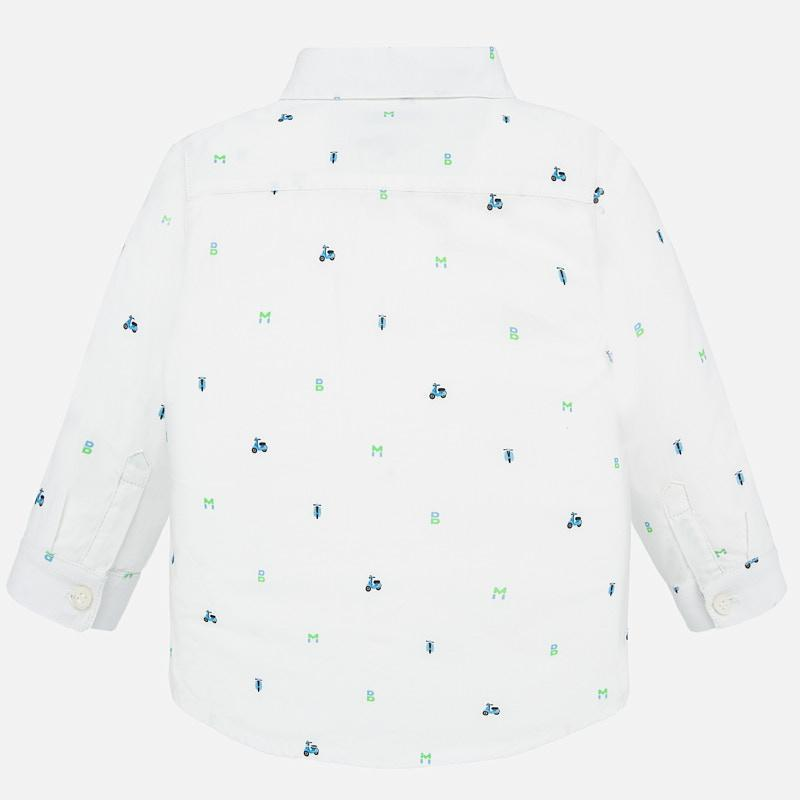 Mayoral L/s Shirt - Luna Baby Modern Store