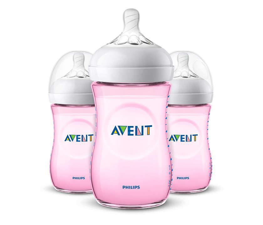 Avent Natural Baby Bottle - Luna Baby Modern Store
