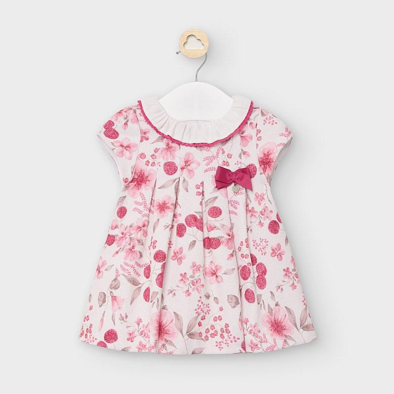 Mayoral Printed Dress Girl - Luna Baby Modern Store