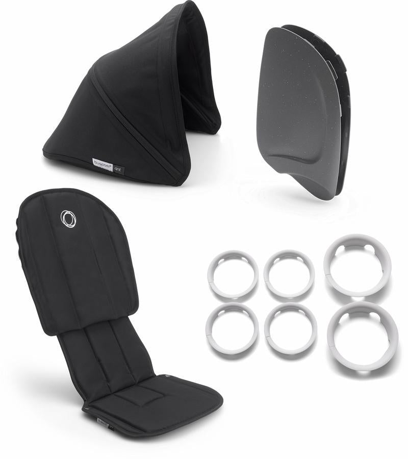 Bugaboo Ant Style Set Black / Black - Luna Baby Modern Store