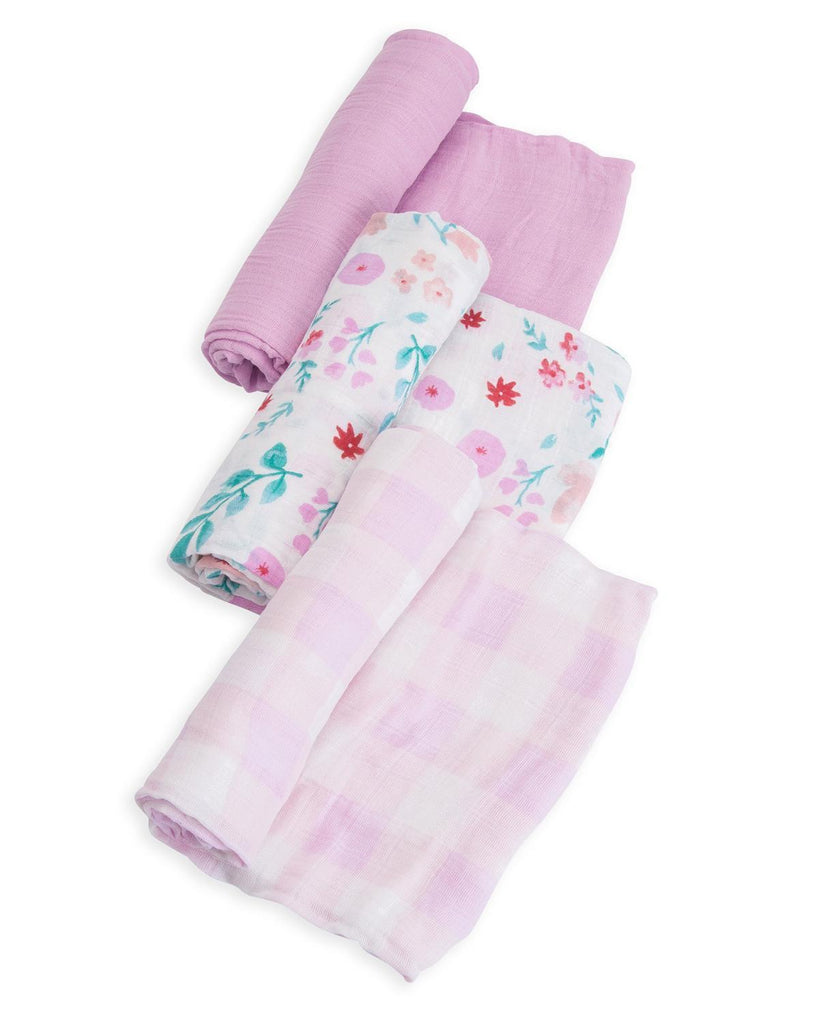 Little Unicorn Swaddle 3 Pack - Luna Baby Modern Store
