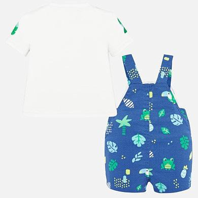 Mayoral Peot And Shirt S/s Set - Luna Baby Modern Store