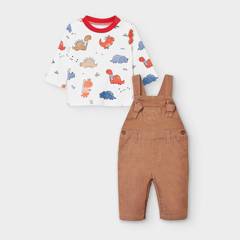 Mayoral Overall Set Baby Boy - Luna Baby Modern Store