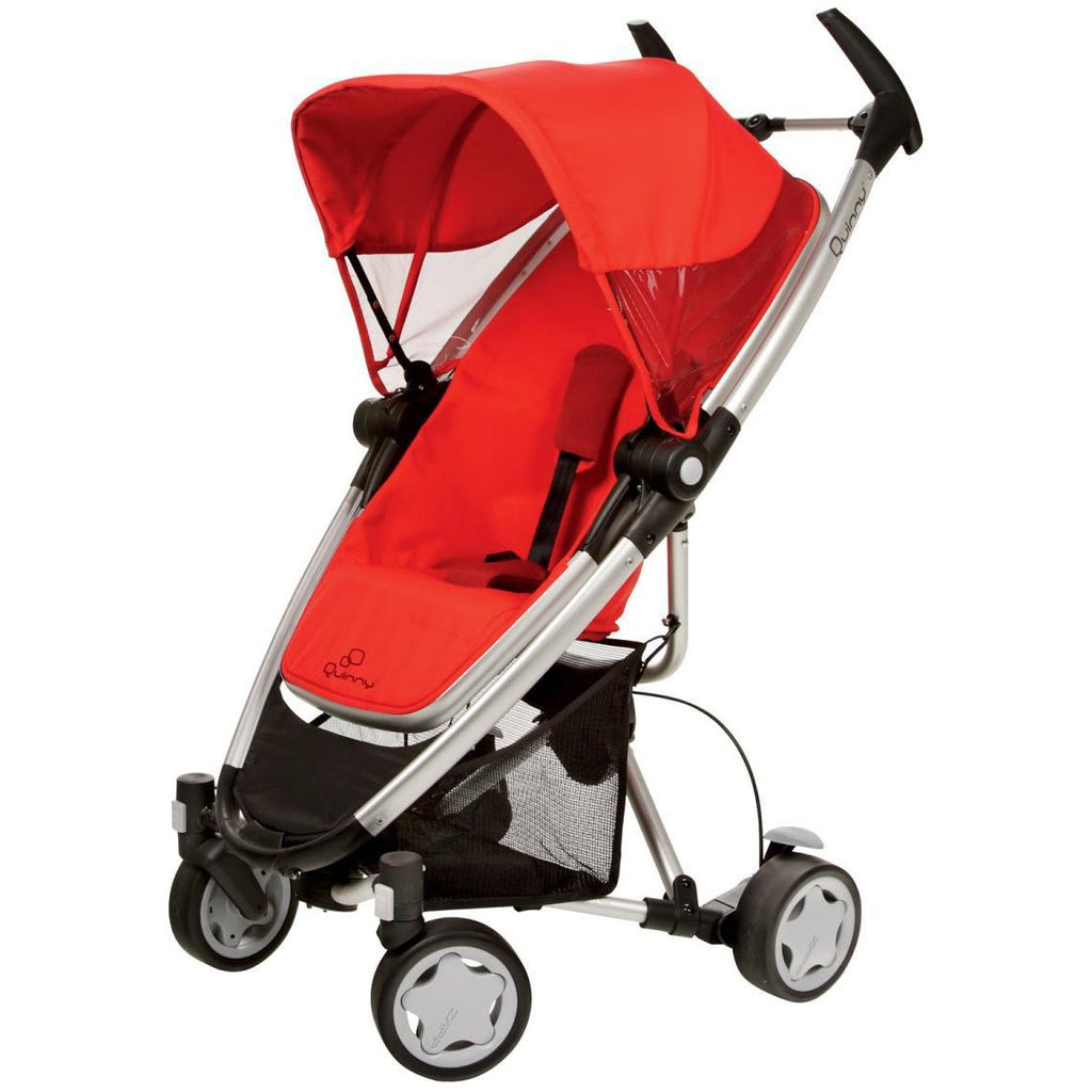 Quinny Zapp Xtra Rebel Red - Luna Baby Modern Store