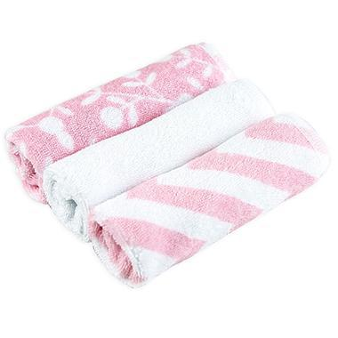 Kushies Wash Cloths 3 PK - Luna Baby Modern Store