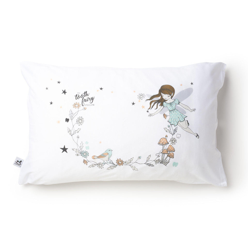 Gootoosh Tooth Fairy Pillow Case - Luna Baby Modern Store