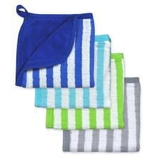 Green Sprouts Muslin Washcloths Organic - Luna Baby Modern Store