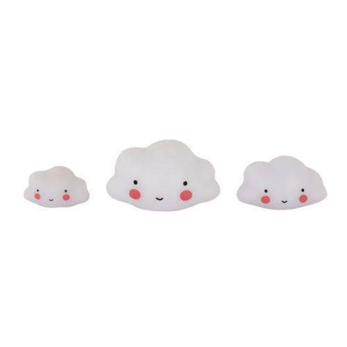 Little Lovely Company Minis Clouds Light - Luna Baby Modern Store