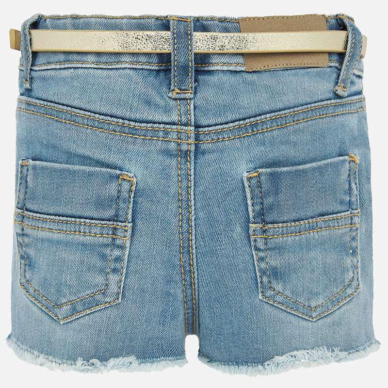 Mayoral Denim Shorts - Luna Baby Modern Store