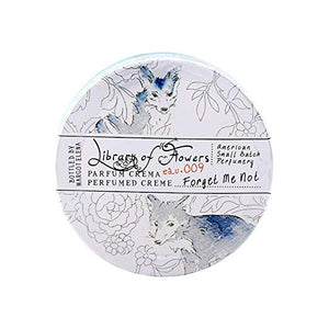 Library of Flowers Parfum Crema-Forget Me Not