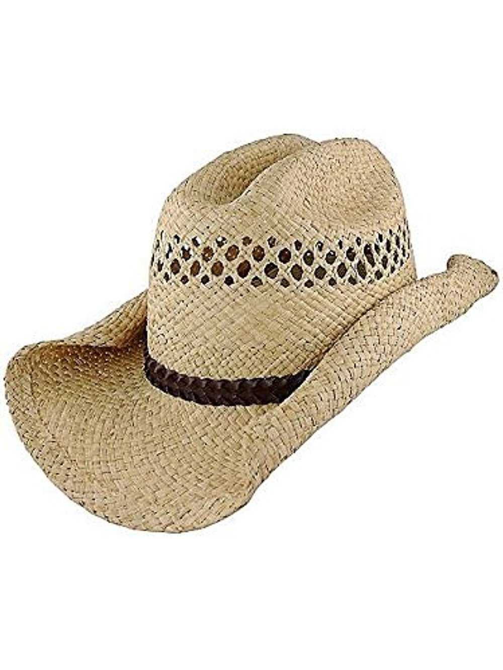 Toddler Rolled Brim Cowboy Hat