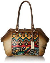 Anuschka Large Wide Satchel