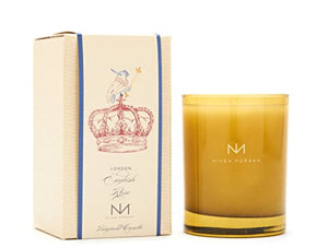 Niven Morgan London - English Rose Scented Candle - No Matches