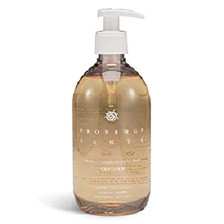 Provence Sante PS Liquid Soap Vetiver, 16.9oz Bottle