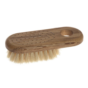 "Iris Hantverk""Lovisa"" Oak and Horsehair/Tampico Bath Brush"
