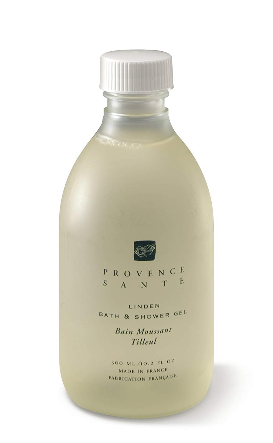 Provence Sante PS Shower Gel Linden, 10.2oz Bottle