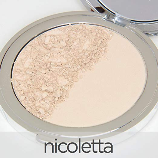 La Bella Donna Compressed Mineral Foundation | Nicoletta 10g