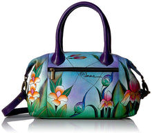 Anuschka Handpaint LR Medium Satchel