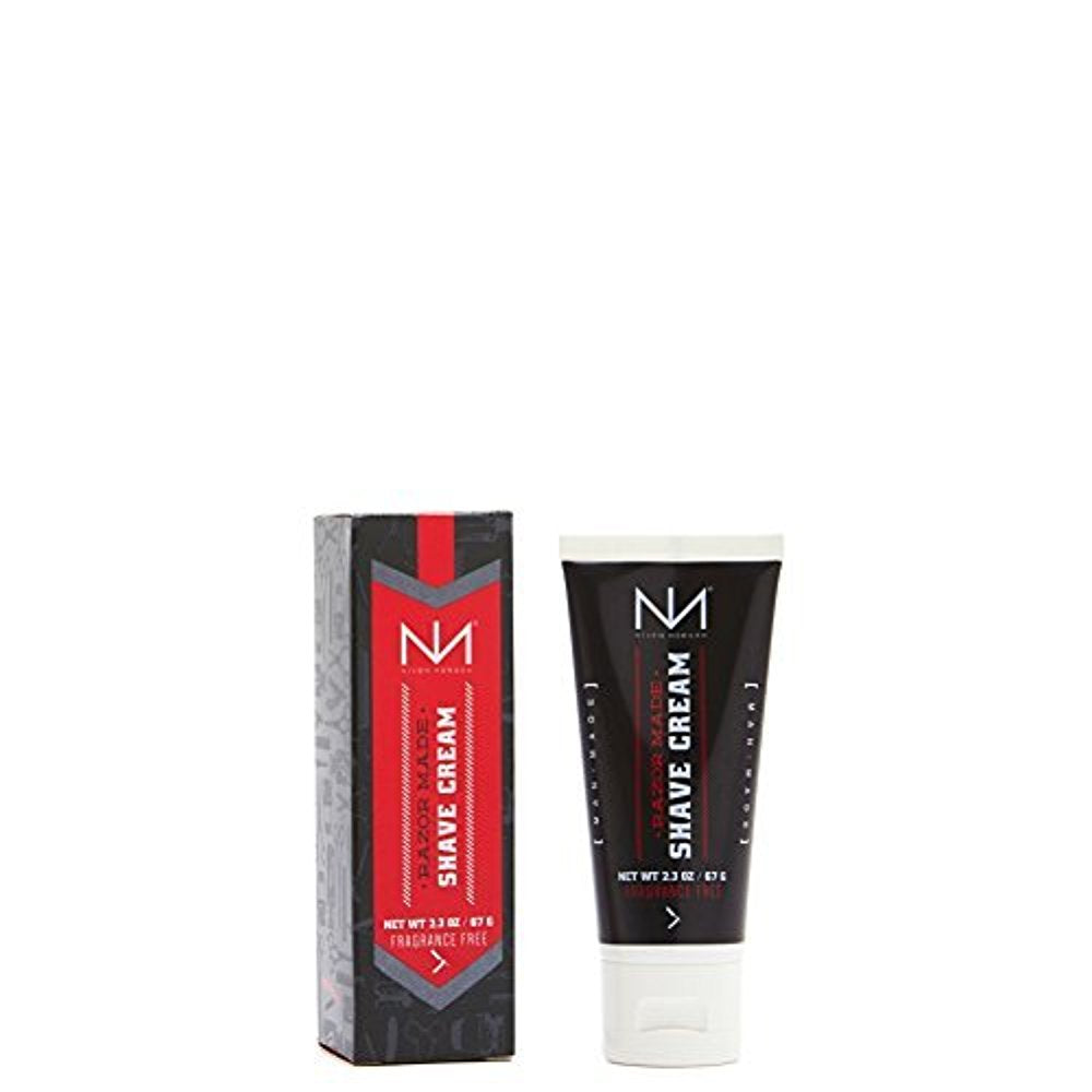 Niven Morgan Razor Made Shave Cream Travel 2.3 oz