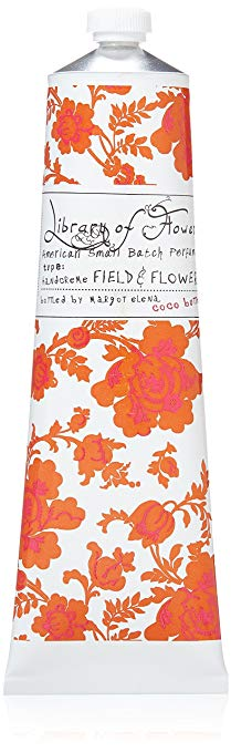Library of Flowers Handcreme-Field & Flowers