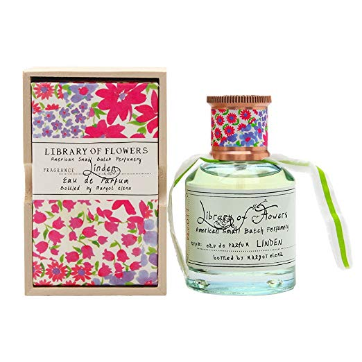 Library of Flowers Eau de Parfum-Linden
