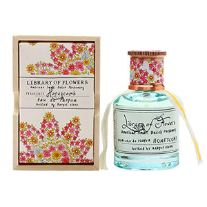 Library of Flowers Eau de Parfum-Honeycomb