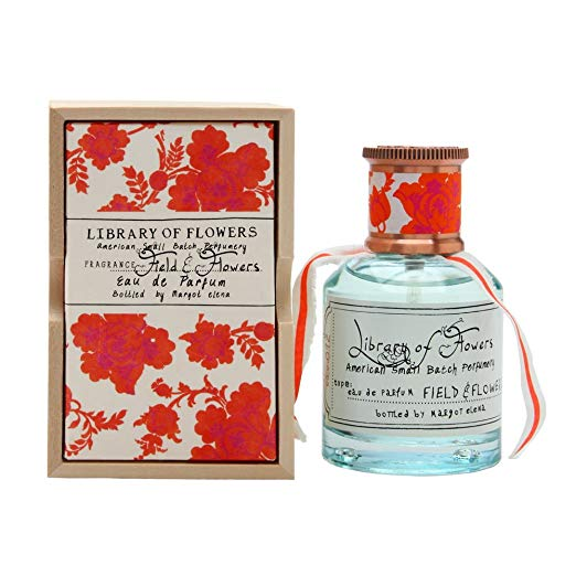 Library of Flowers Eau de Parfum-Field & Flowers