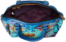 Anuschka Handpainted Leather 561 Mini Convertible Tote