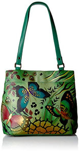 Anuschka Handpaint LR Twin Top Tote