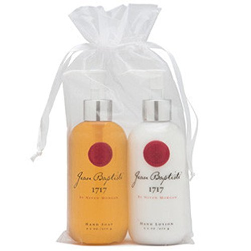 Niven Morgan Jean Baptiste Hand Soap and Lotion Set