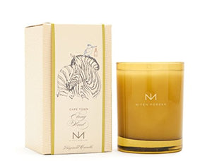 Niven Morgan Cape Town - Ebony Wood Scented Candle - No Matches