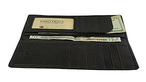 Osgoode Marley RFID Coat Pocket Wallet Black