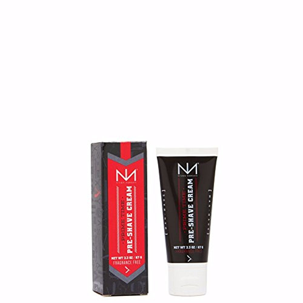 Niven Morgan Prime Time Pre-Shave Cream 2.3 oz