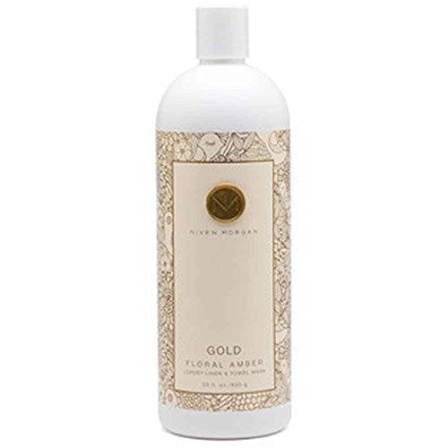 Niven Morgan Gold Luxury Laundry Wash 33 oz