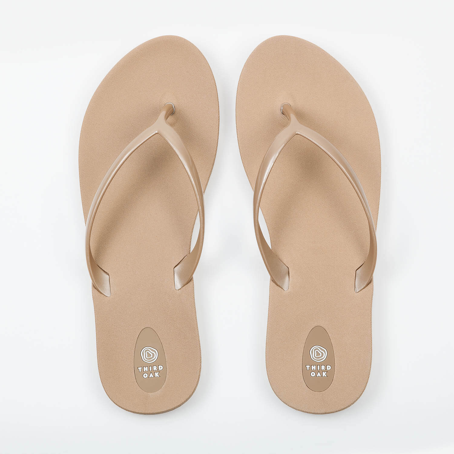 79138f7726f0 Scout Chai Aged Gold.  30.00. Lightweight. Comfortable. Recyclable. These  gold women s flip flops ...