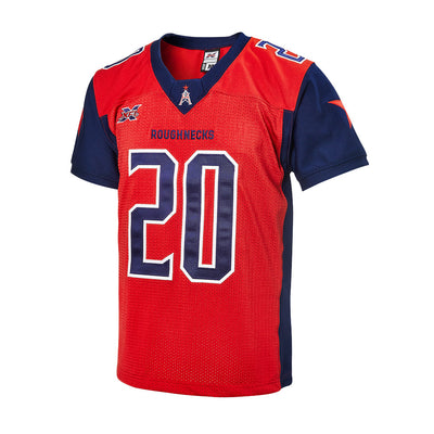 Houston Roughnecks Authentic Game Jersey