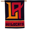 Los Angeles Wildcats 28x40 Vertical Flag